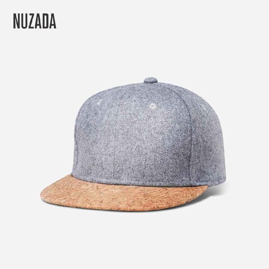 Brands Nuzada Autumn Cork Fashion Simple Men Women Hat Hats