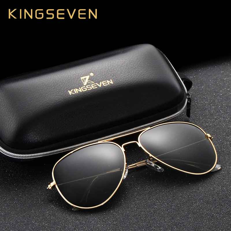 58mm Retro Classic Sunglasses Polarized Women Brand Female Sun Glasses