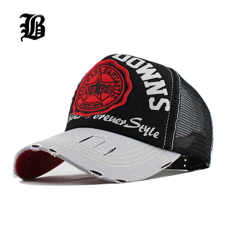 Flb Wholesale Baseball Cap Summer Snapback Hats Casquette Embroidery Letter