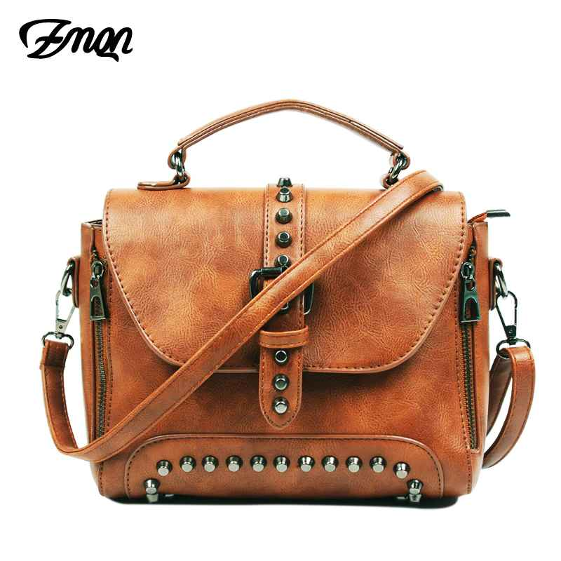 Crossbody Bags For Women 2019 Shoulder Bags Female Vintage Leather