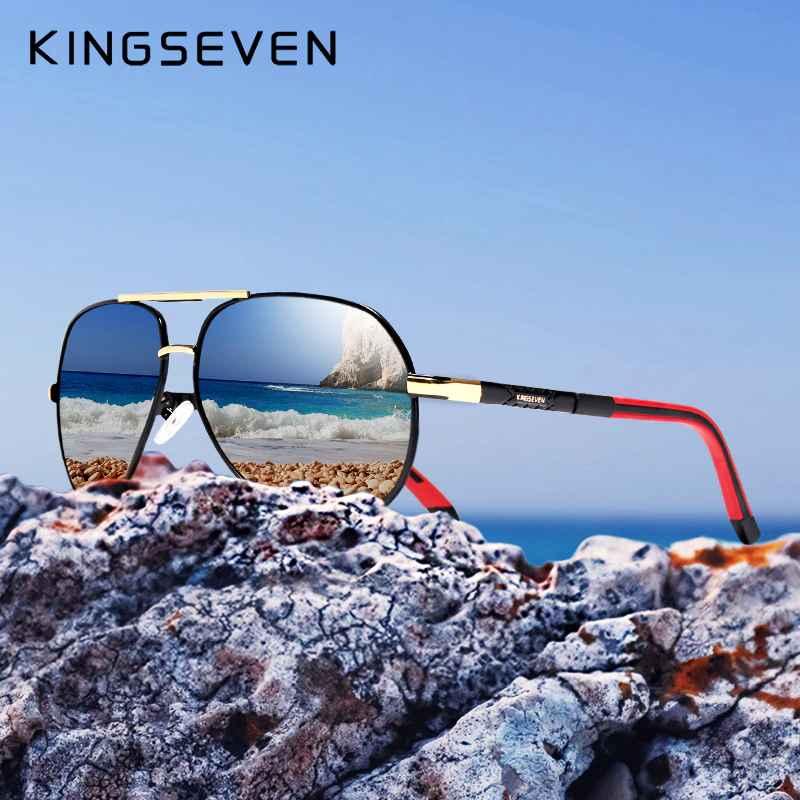 Aluminum Magnesium Men's Sunglasses Polarized Men Coating Mirror Glasses Oculos