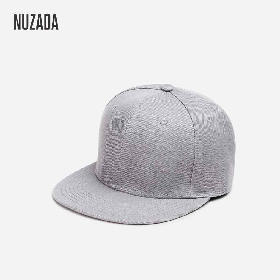 Brand Nuzada Hats Men Women Baseball Caps Snapback Solid Colors
