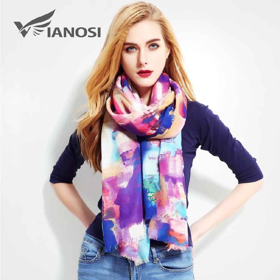 Cotton Scarf Luxury Brand Shawl Large Size Foulard Femme Fashion