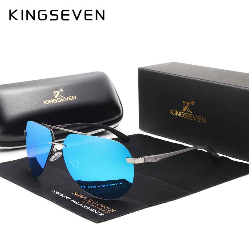 Aluminum Hd Polarized Aviation Sunglasses Women Men Driving Sun Glasses