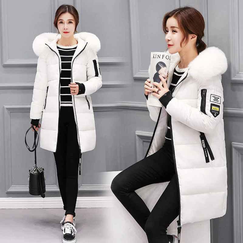 Coats winter jacket women 2019 new female parka coat feminina