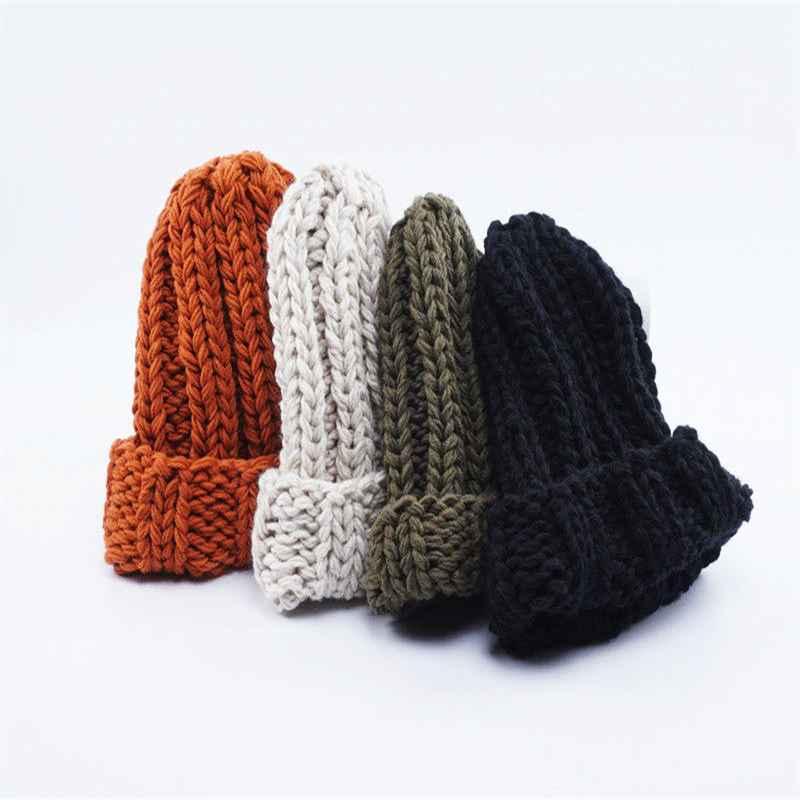 New Arrival Stylish Autumn Winter Warm Women Braided Crochet Wool