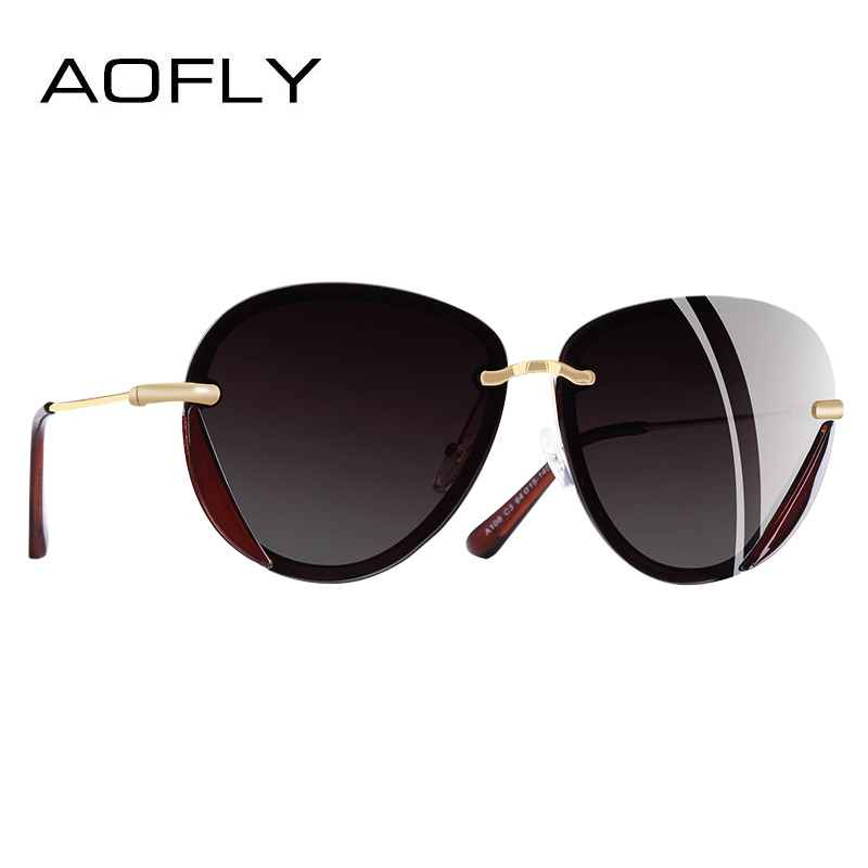 Classic Polarized Sunglasses Women Fashion Retro Vintage Glasses Uv400 Shades