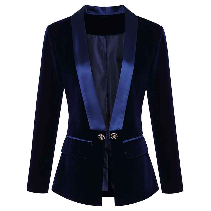 Blazers high quality newest runway 2019 designer blazer womens long