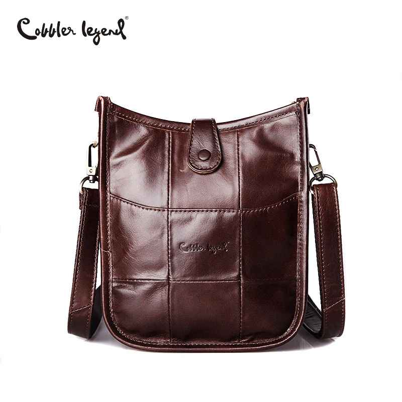 2019 Brand Women Genuine Leather Bags Female Small Shoulder Bag
