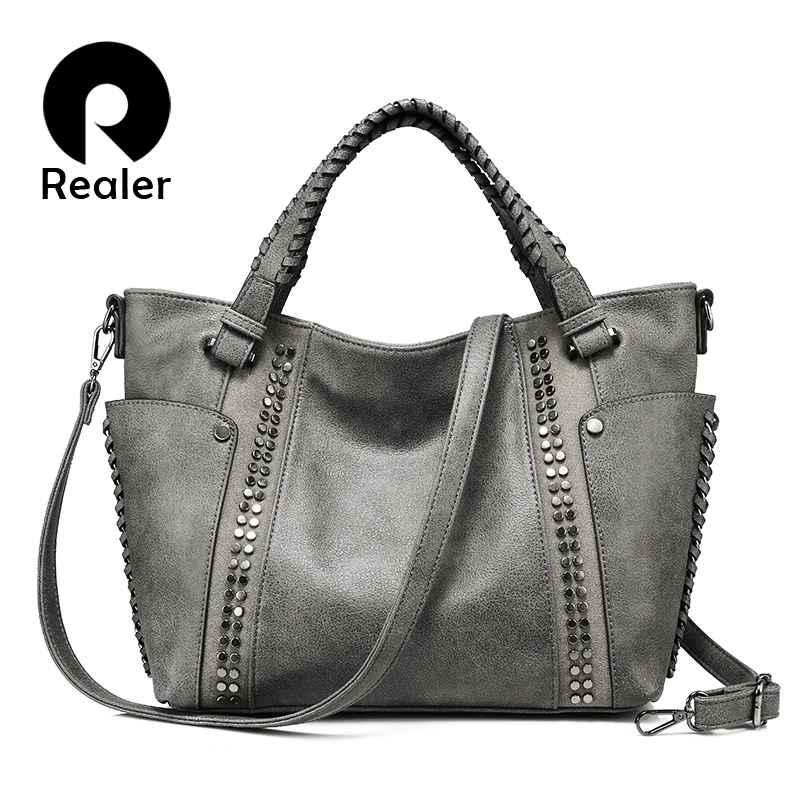 Women Handbags Female Artificial Leather Totes Ladies Shoulder Crossbody Bag