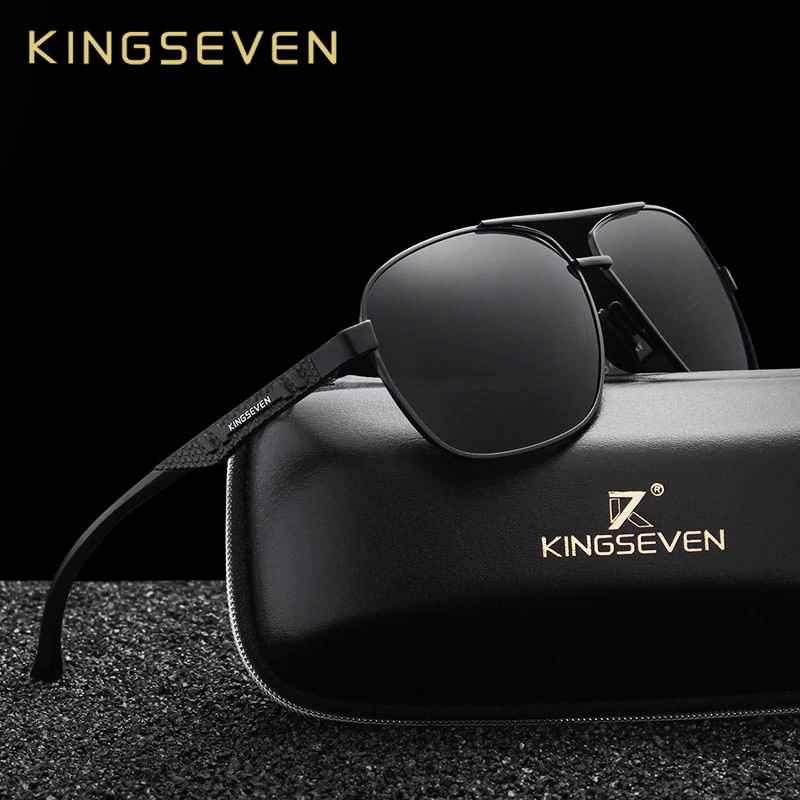 New Aluminum Brand New Polarized Sunglasses Men Fashion Sun Glasses