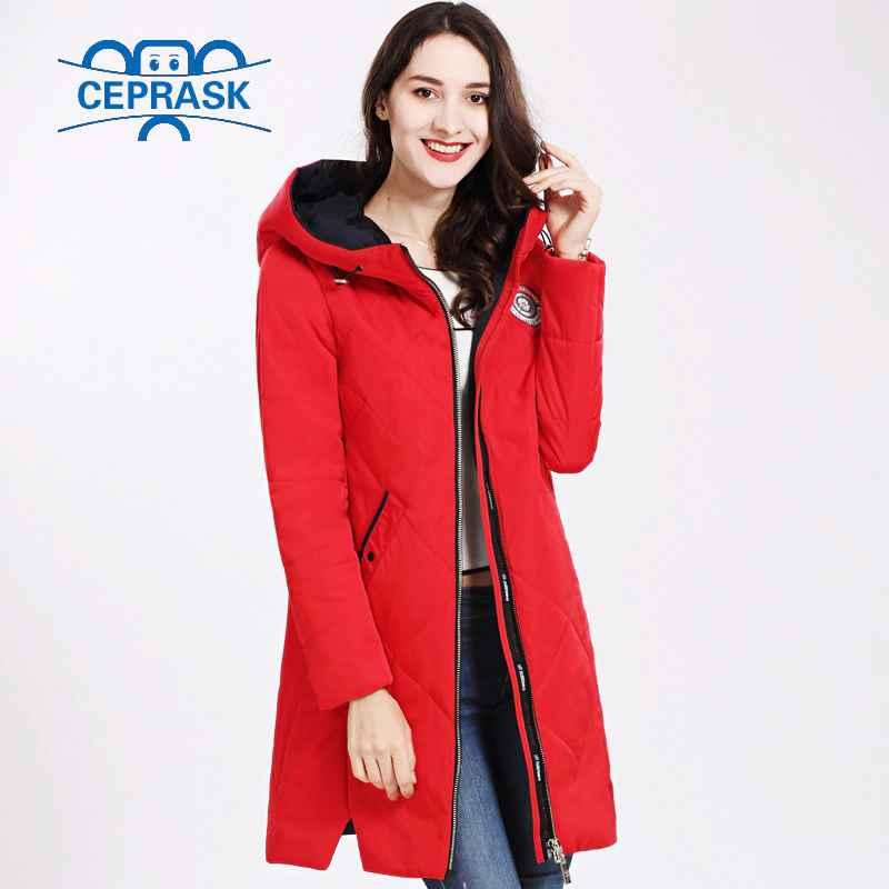 Coats womens coat spring autum 2019 hot sale thin cotton
