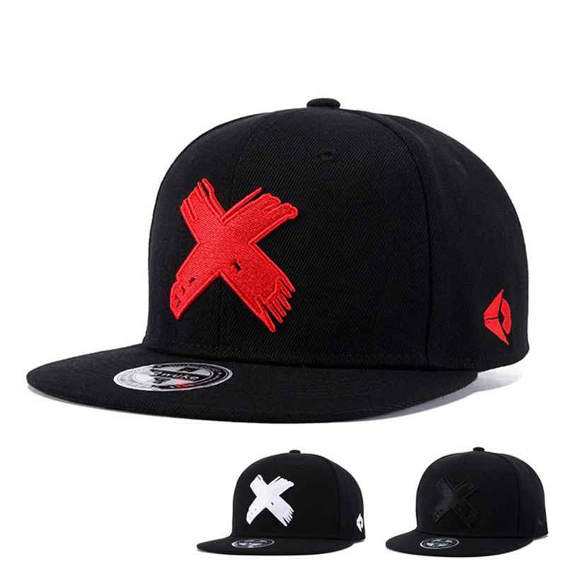New Snapback Caps Hip Hop Male Bone Baseball Cap Adult