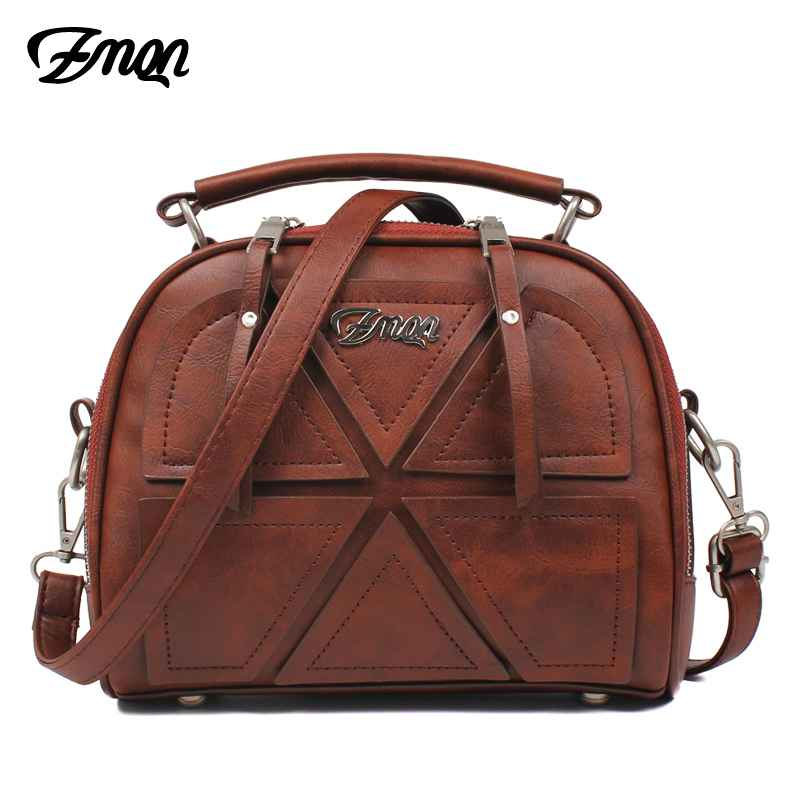 Crossbody Bags For Women Vintage Bag Small Patchwork 2019 Pu