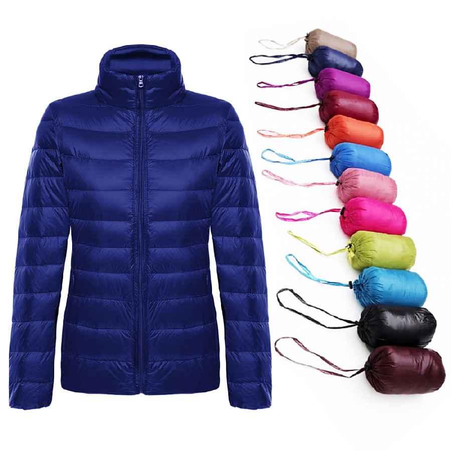 Coats 5xl 6xl plus size winter women ultra light duck