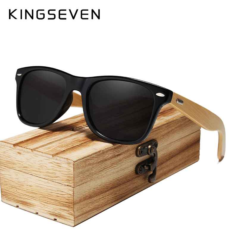 Bamboo Sunglasses Men And Women All In Design Sun Glasses