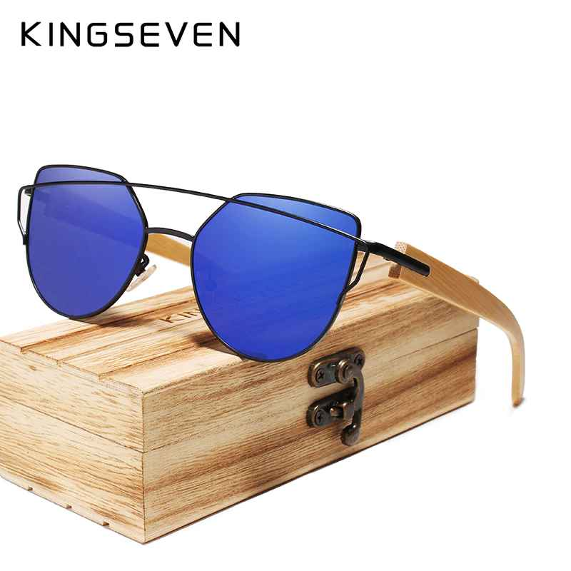 Handmade Wood Sunglasses Men Bamboo Sunglass Women Brand Design Original