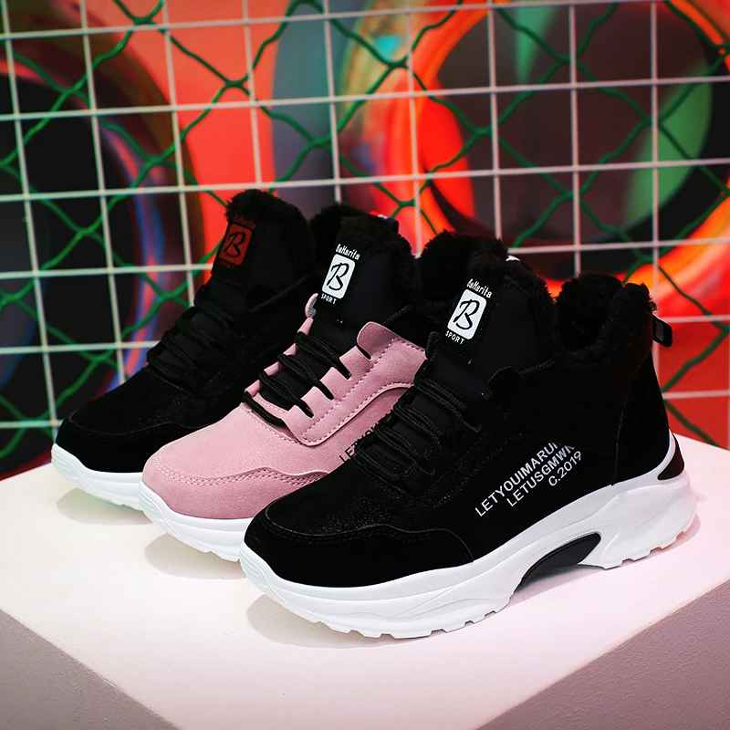 Casual Shoes Womens Winter Brand Vulcanize Shoes For Women Keep