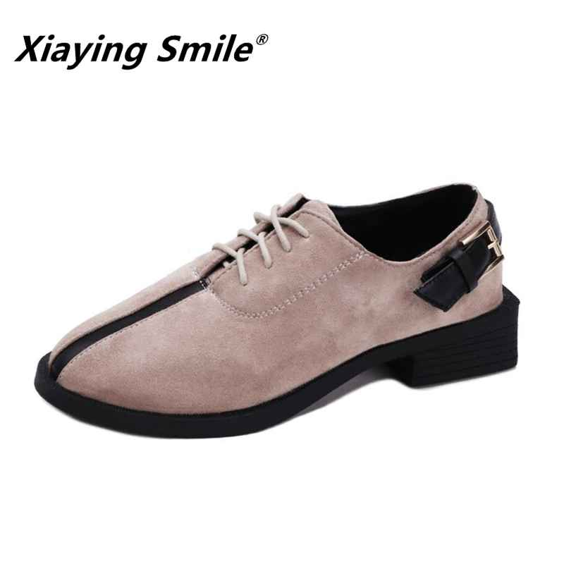 Xiaying Smile Women Pumps Shoes New Fashion Casual Shoes Female
