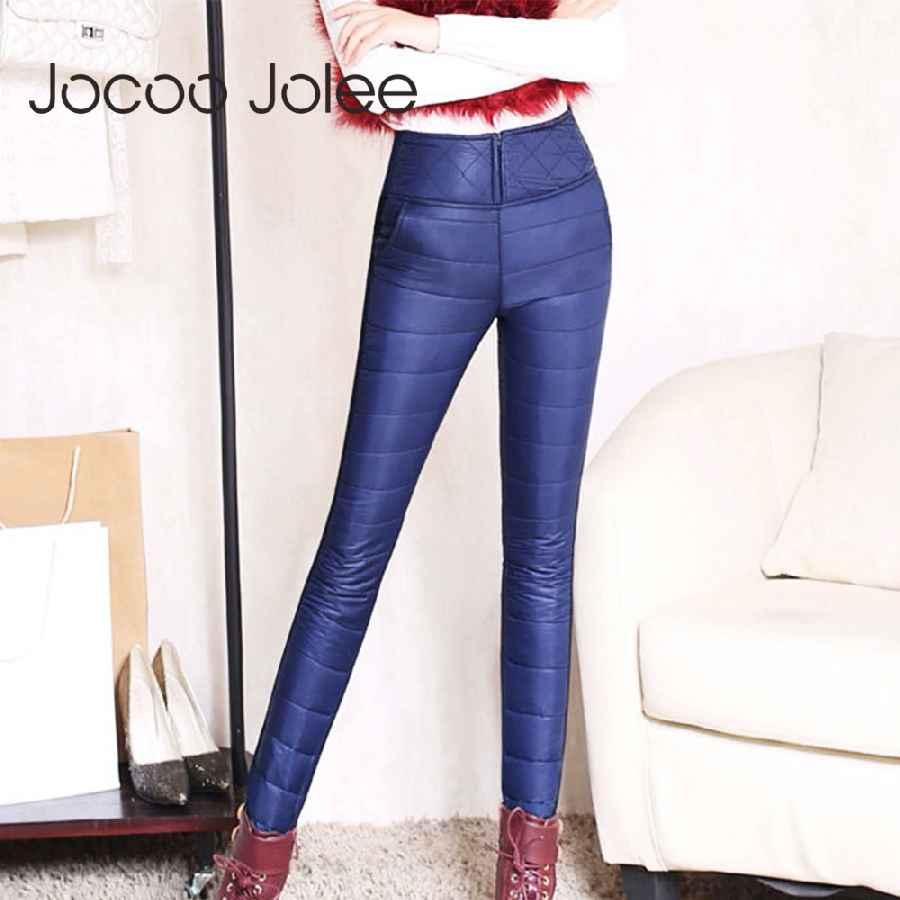 Pants jocoo jolee womens pants trousers winter high waisted outer