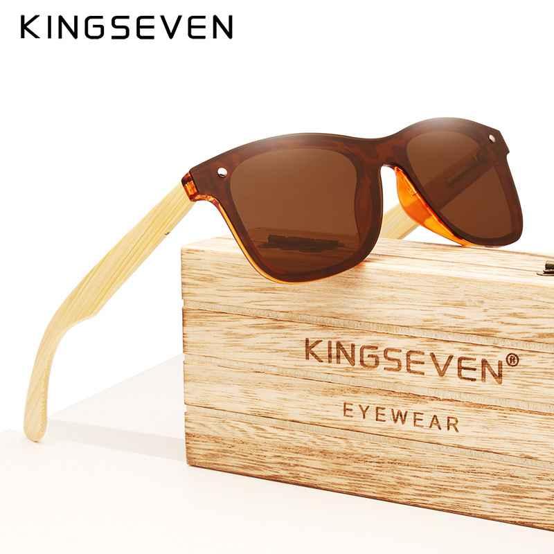2019 Real Bamboo Sunglasses Wood Polarized Wooden Glasses Uv400 Sunglasses