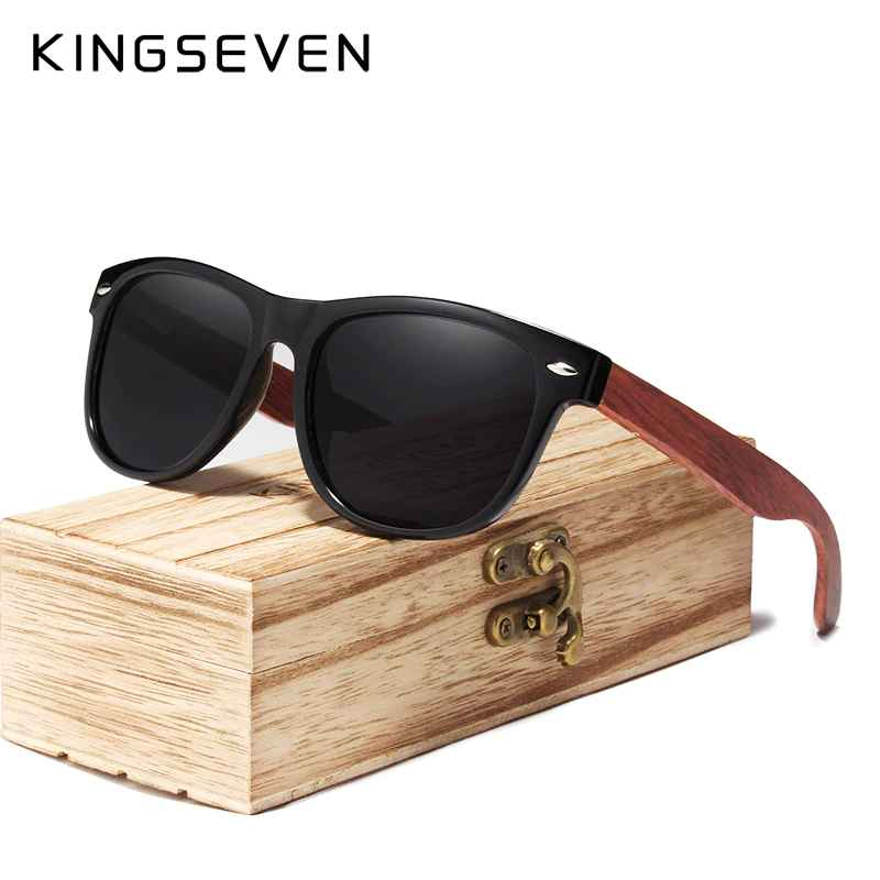 Gray Lens Sunglasses Polarized Square 2019 Luxury Brand Design Vintage