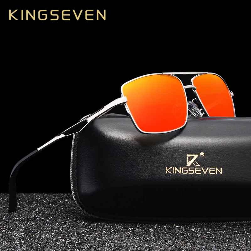 2019 Brand Designer Polarized Sunglasses For Driving Men Oculos Square