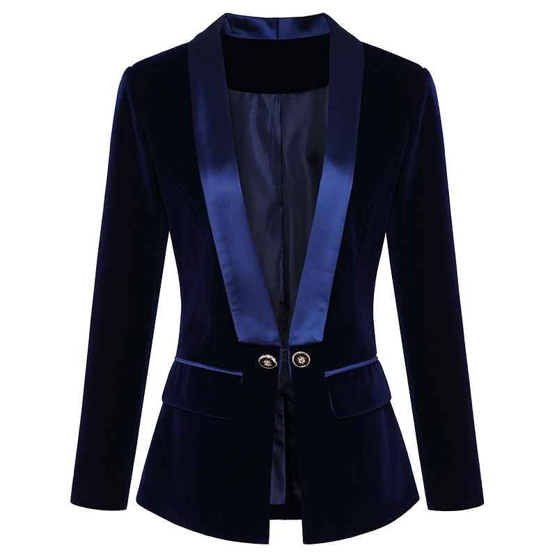 Blazers peonfly newest runway 2019 designer blazer womens long sleeve