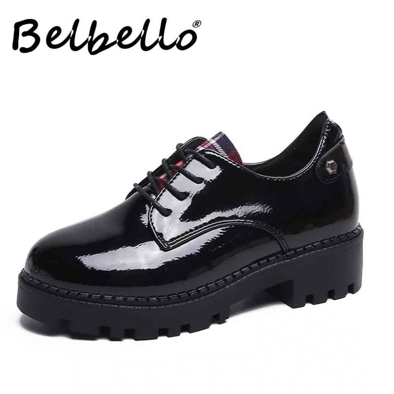 Xiaying Smile Heel Pumps New Fashion Casual Shoes Women Spring