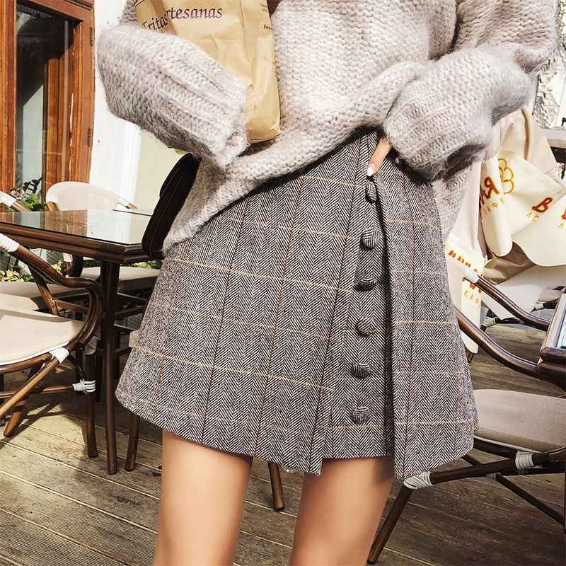Shorts mishow 2019 spring office lady shorts skirts fashion female