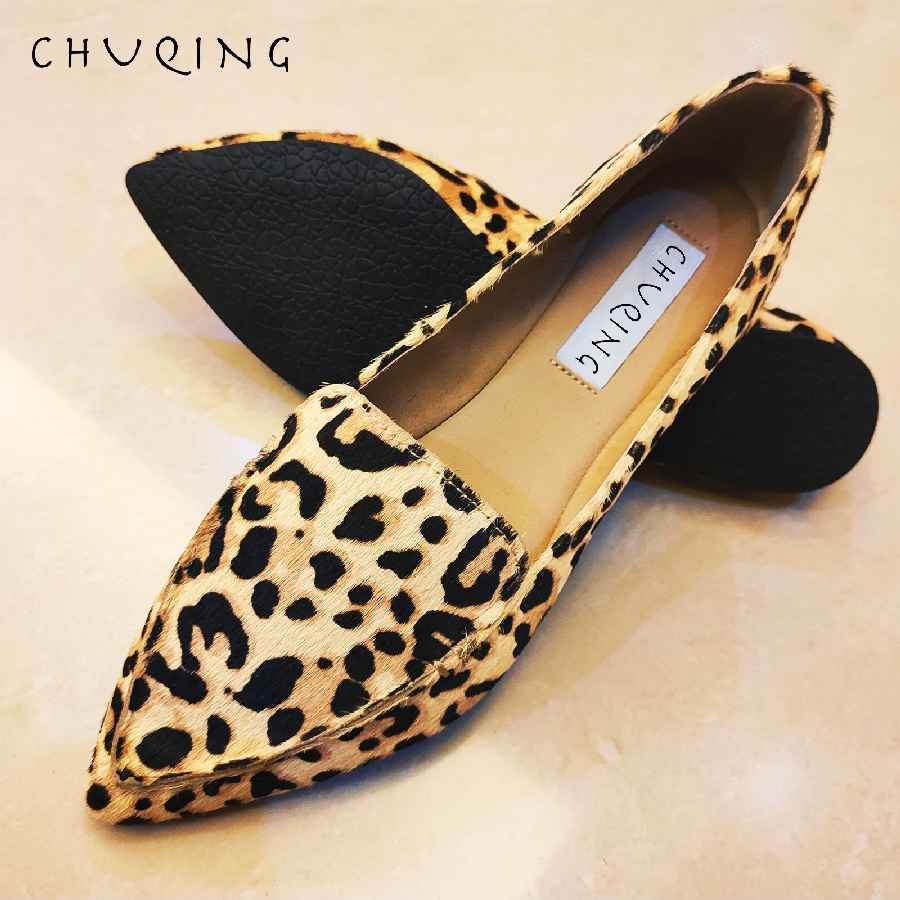 Womens Casual Flat Shoes Loafers Women Fashion Comfortable Chuqing Brand