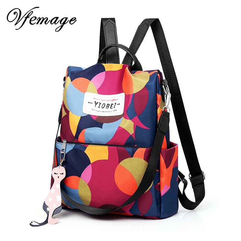 Oxford Bagpack Women Bags Anti Theft Backpacks Female Waterproof Backpack