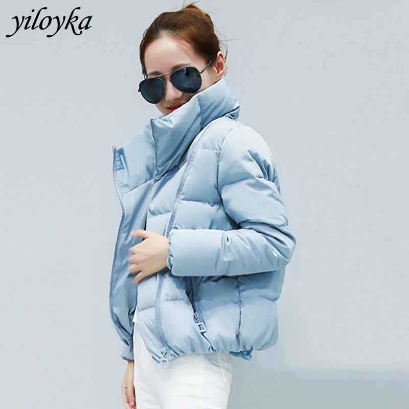 Coats women short jacket parkas mujer 2019 autumn jacket coat