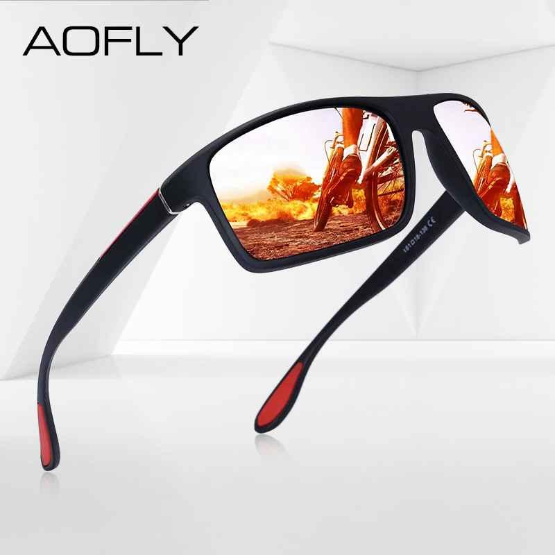 Fashion Polarized Sunglasses Men Luxury Brand Designer Unisex Driving Sun