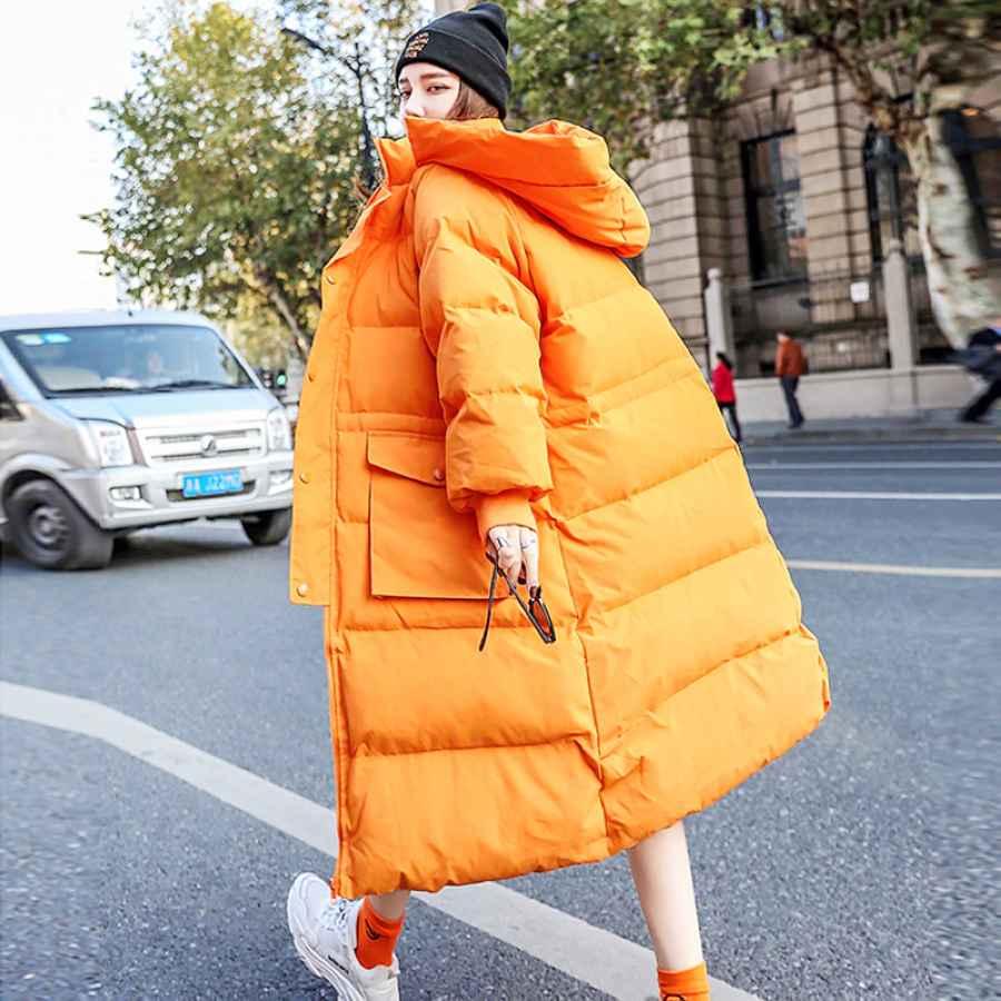 Winter Coat Women 2019 New Winter Jacket Women Long Down