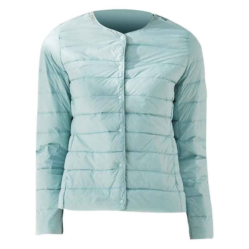 Coats newbang ultra light duck down women matt fabric lightweight
