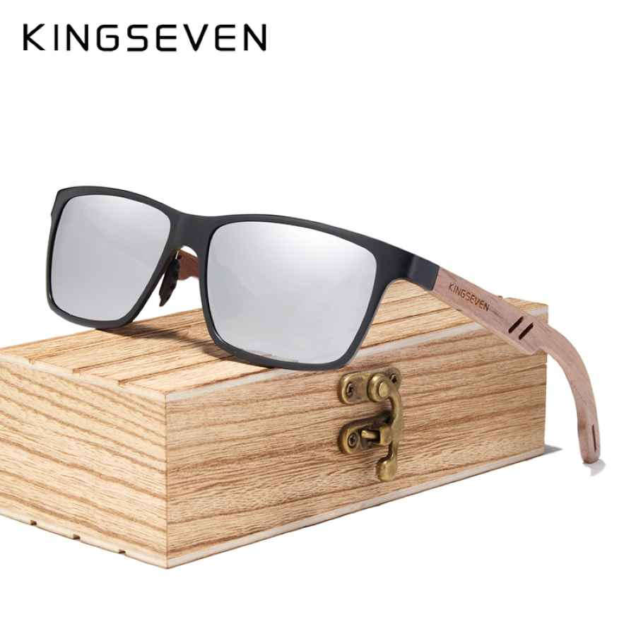 2019 Wood Men Sunglasses Polarized Wooden Sun Glasses For Women