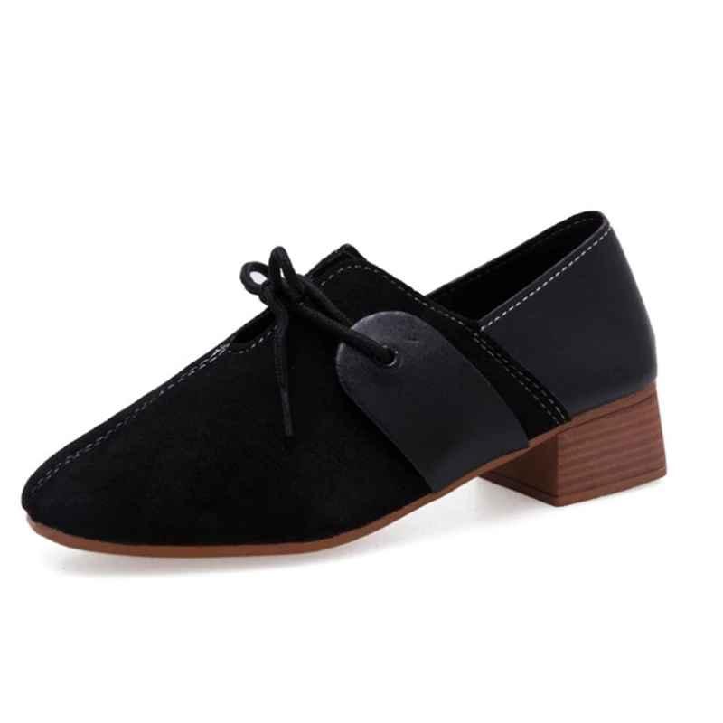 Ho Heave Shoes Women Comforty Flock Leisure Women Fashion Shallow