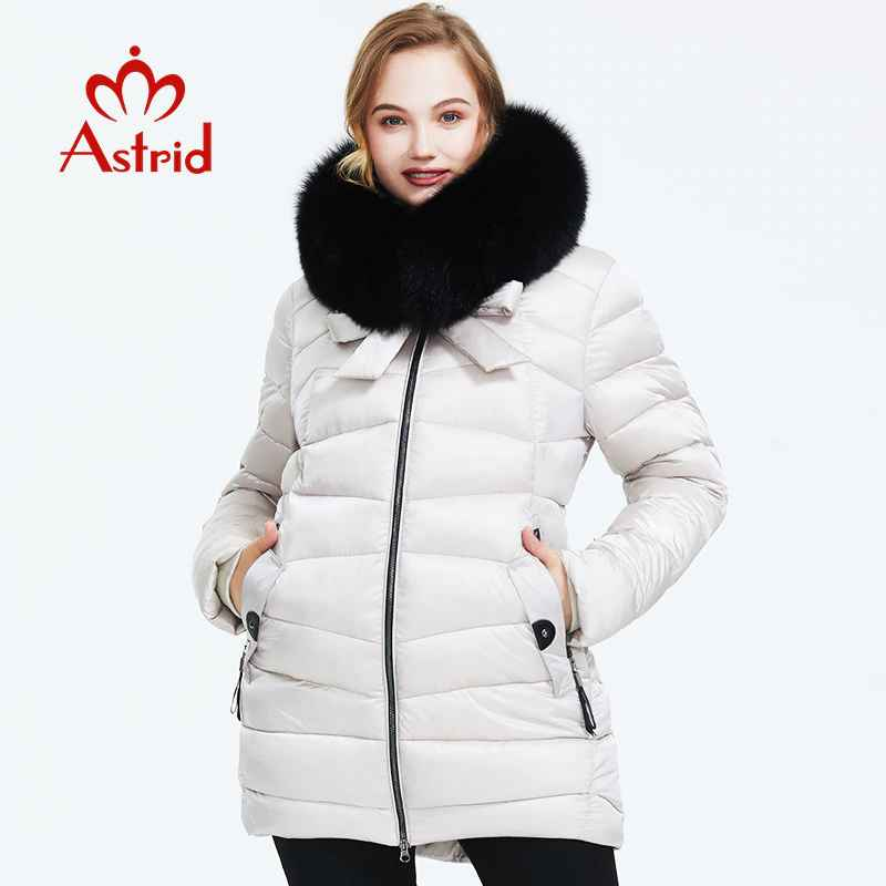 Astrid 2019 Winter New Arrival Down Jacket Women With A