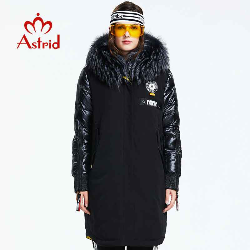 Astrid 2019 Winter New Arrival Women Down Jacket With A