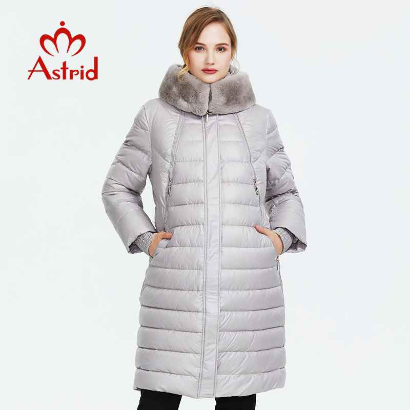 Astrid 2019 Winter New Arrival Down Jacket Women Outerwear High