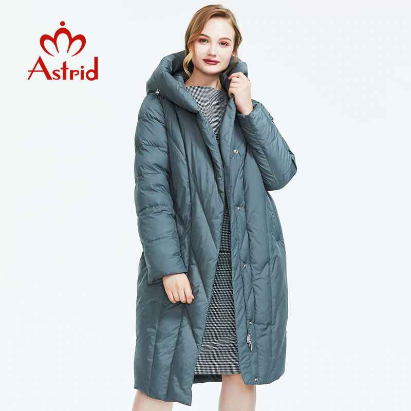 Astrid 2019 Winter New Arrival Down Jacket Women Outerwear Quality