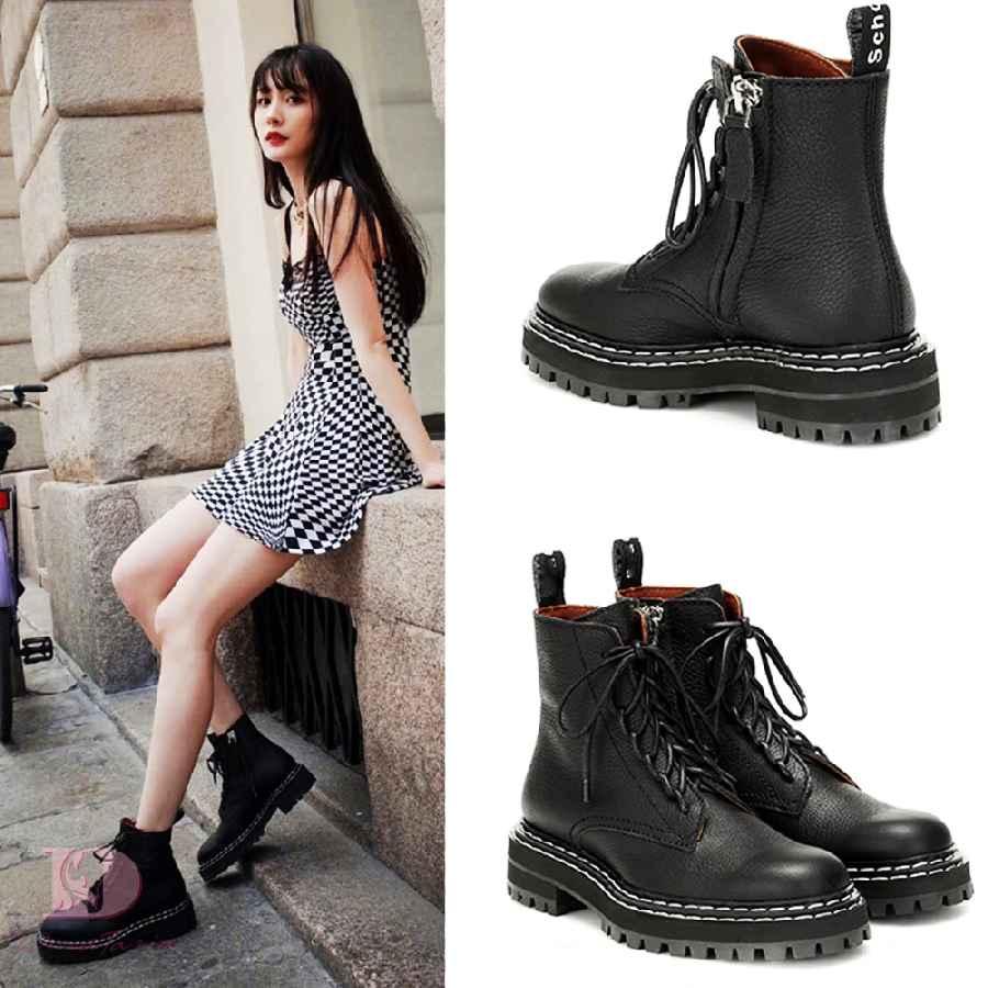 Doratasia 2020 Big Size 43 Fashion Martin Boots Brand Design