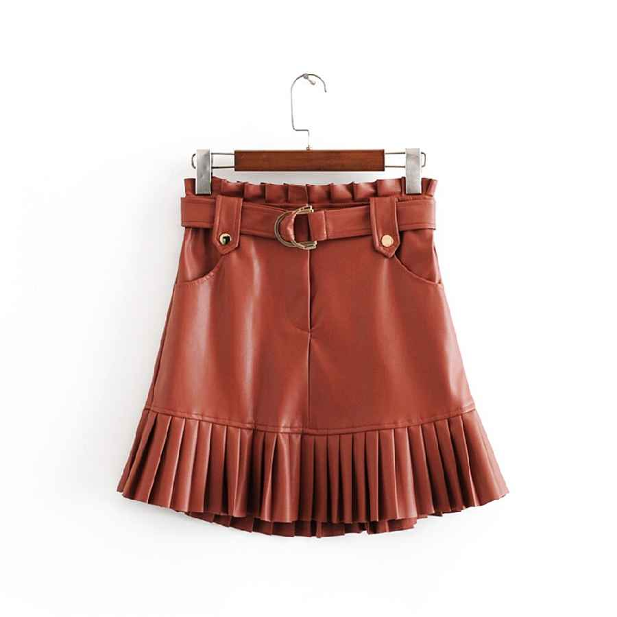 Skirts new fashion trend of autumn womens wear in 2019