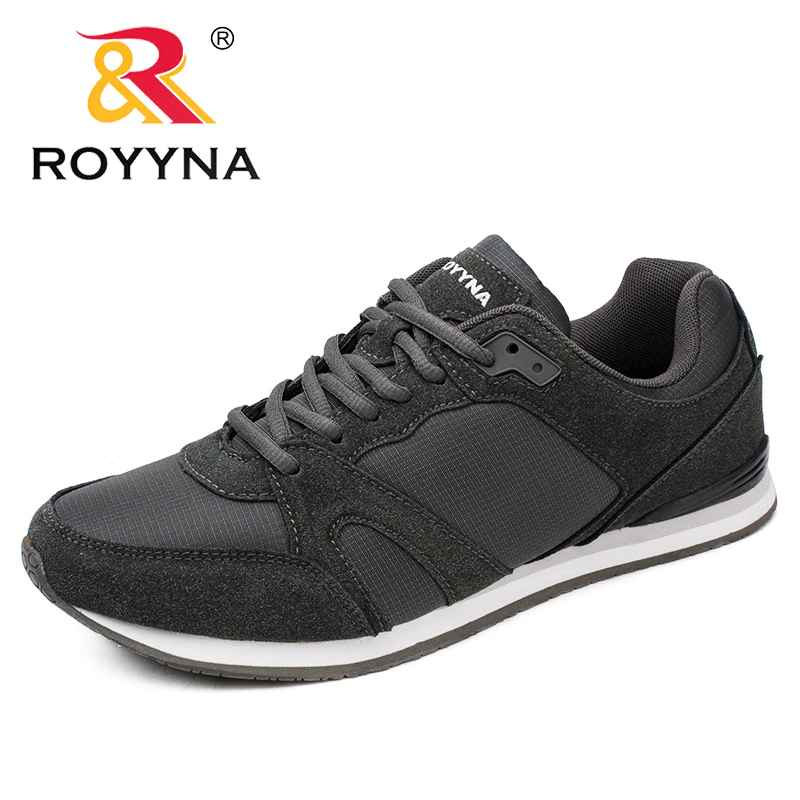 Royyna 2019 New Designer Wedges Sole Ladies Men Casual Shoes