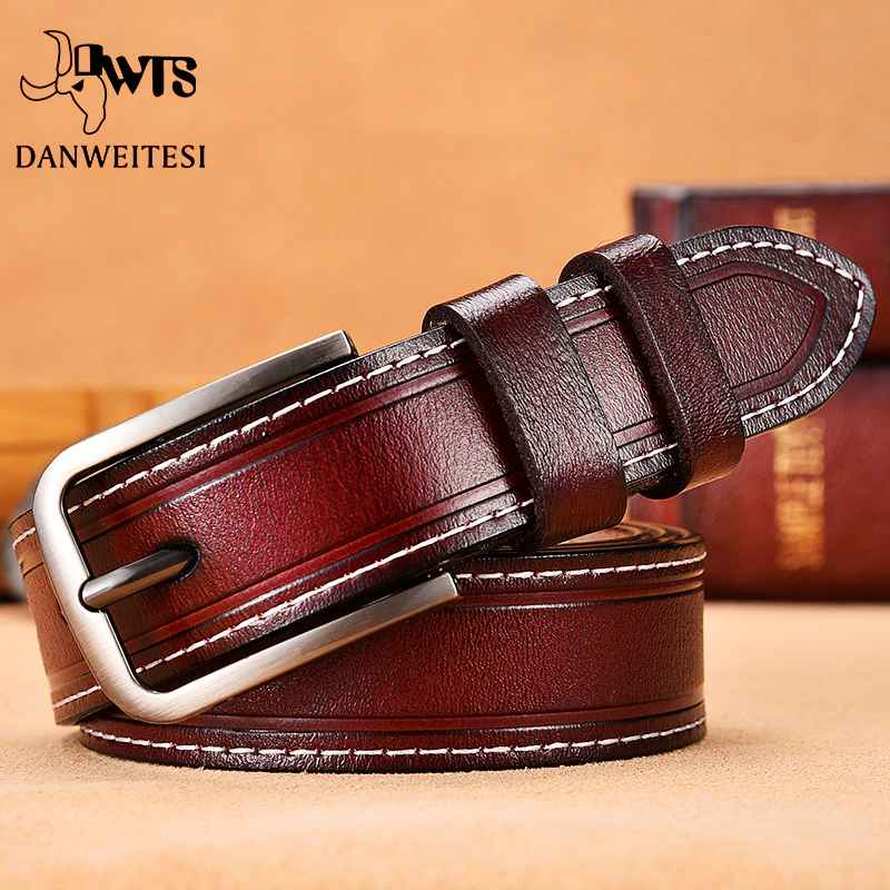 Women Belt Designer Female Belt Genuine Leather Belts For Women
