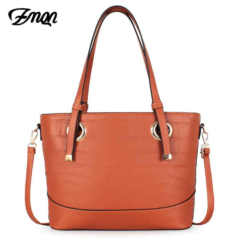 Ladies Handbag Big Tote Shoulder Bags For Women Leather 2019