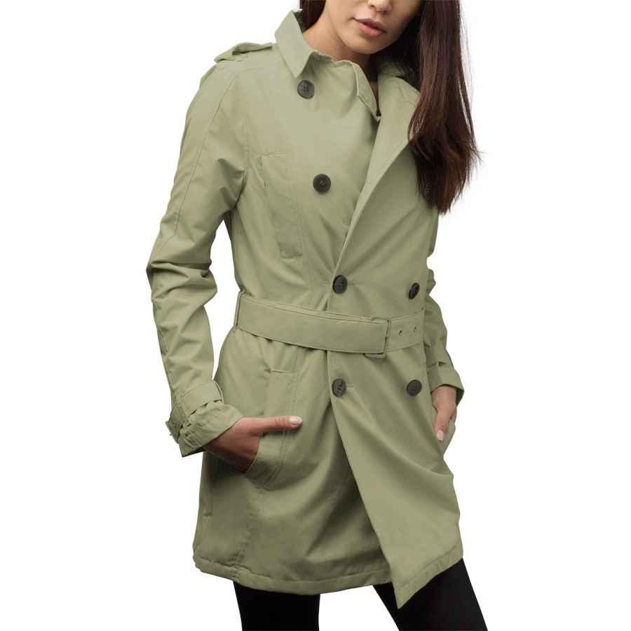 Scottevest Women's Trench Coat - Travel Clothing