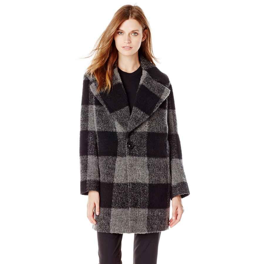 Aran Crafts Women's Irish Knit Ribbed Zip Coat With Hood (100% Merino Wool)