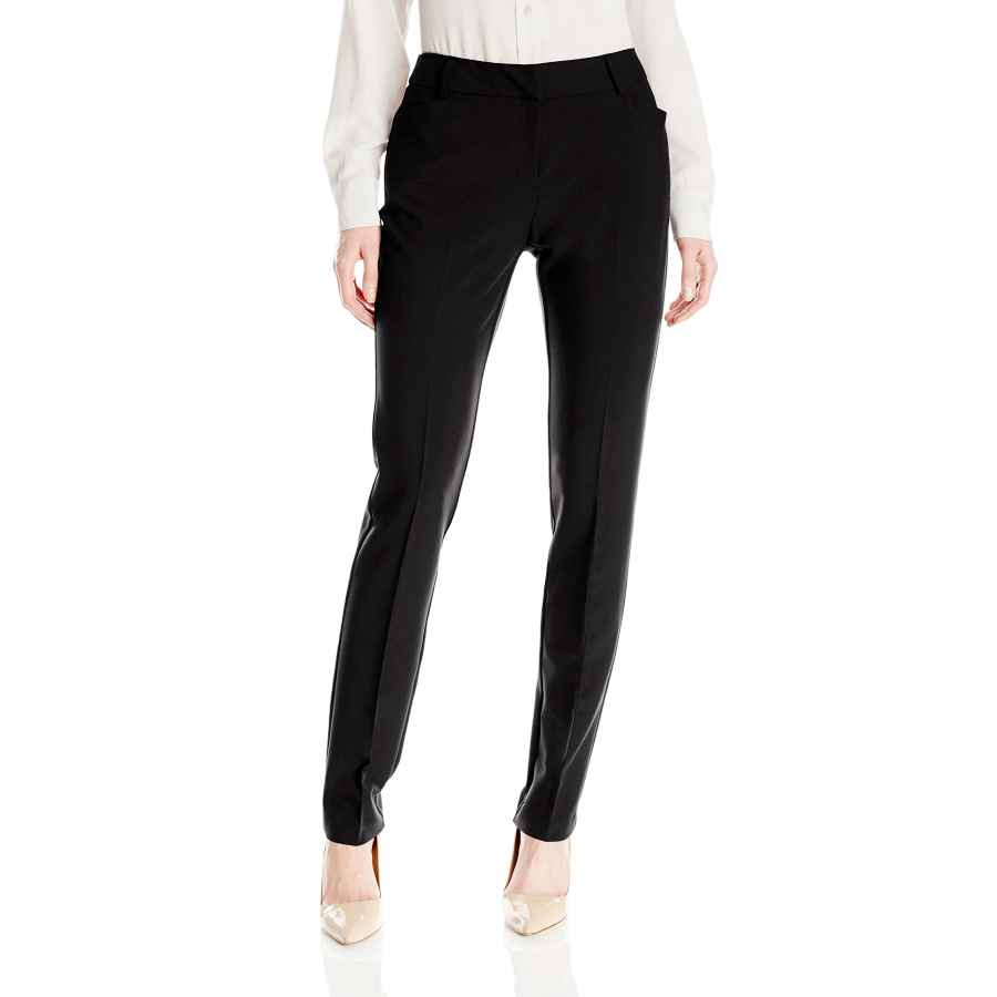Pants Wear To Work Tribal Women's Soft Twill Bi-Stretch Slim